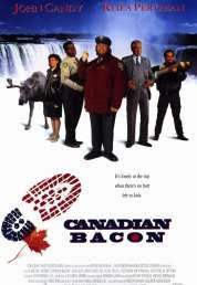 Affiche du film Canadian bacon