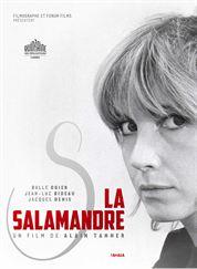 L'affiche du film La Salamandre