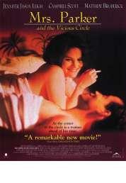 Affiche du film Mrs Parker et le cercle vicieux