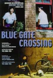 Affiche du film Blue Gate crossing