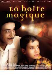 Affiche du film La boîte magique