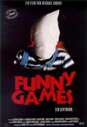L'affiche du film Funny games