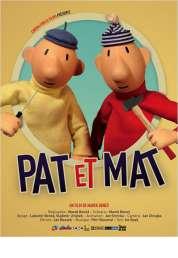 L'affiche du film Pat et Mat