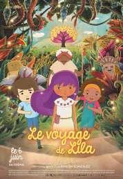 L'affiche du film Le Voyage de Lila