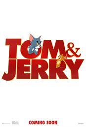 L'affiche du film Tom et Jerry