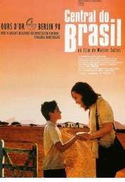 Affiche du film Central do Brasil