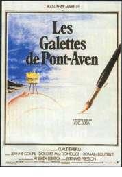 L'affiche du film Les galettes de Pont-Aven