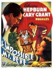 Affiche du film L'impossible Monsieur Bébé
