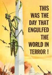 Affiche du film La chose surgie des ténèbres