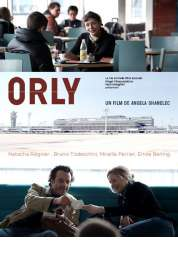 Affiche du film Orly