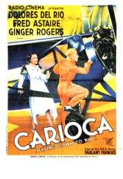 Affiche du film Carioca