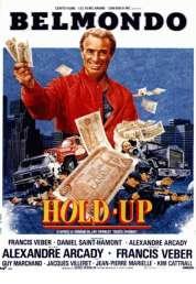 Affiche du film Hold Up