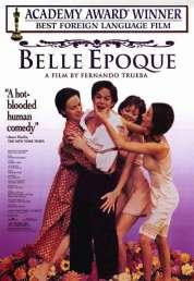 Affiche du film Belle époque