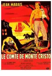 Affiche du film Le Comte de Monte Cristo