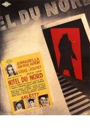 Affiche du film Hôtel du Nord