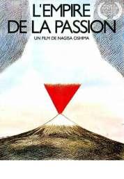 Affiche du film L'empire de la passion