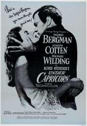 L'affiche du film Les amants du Capricorne