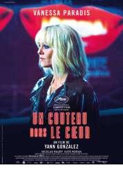 L'affiche du film Un Couteau Dans le Coeur