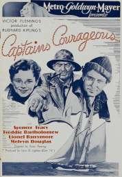 Affiche du film Capitaine Courageux