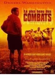 Affiche du film Le plus beau des combats