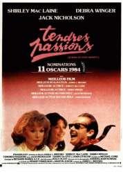 Affiche du film Tendres Passions