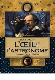 Affiche du film L'Oeil de l'astronome