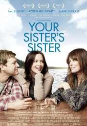 Affiche du film Ma meilleure amie, sa soeur et moi