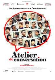 L'affiche du film Atelier de Conversation