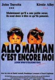 Affiche du film Allo maman, c'est encore moi