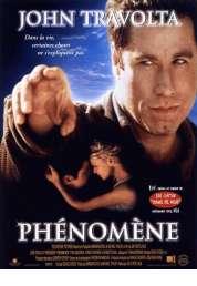 Affiche du film Phénomène