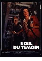 Affiche du film L'oeil du Temoin