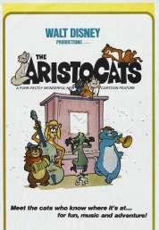 L'affiche du film Les Aristochats