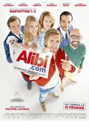 L'affiche du film Alibi.com