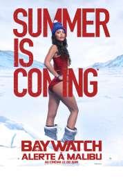 L'affiche du film Baywatch : Alerte à Malibu