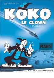 Affiche du film Koko le Clown