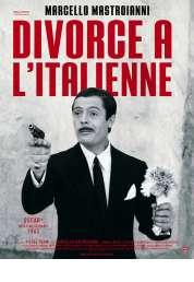 L'affiche du film Divorce à l'italienne