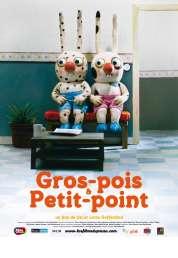 L'affiche du film Gros pois et Petit point