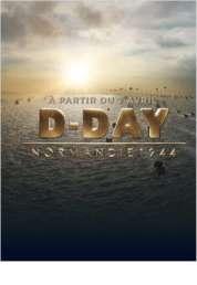 L'affiche du film D-Day, Normandie 1944