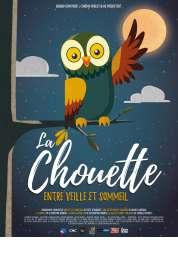 L'affiche du film La Chouette entre veille et sommeil