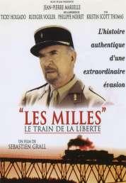 Affiche du film Les Milles
