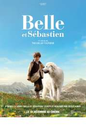 Affiche du film Belle et Sébastien