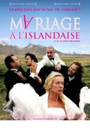 Affiche du film Mariage à l'Islandaise