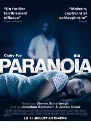 L'affiche du film Parano�a