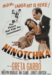 L'affiche du film Ninotchka