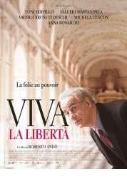 L'affiche du film Viva La Libertà