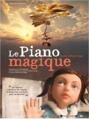 L'affiche du film Le Piano magique