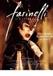 L'affiche du film Farinelli
