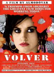 L'affiche du film Volver
