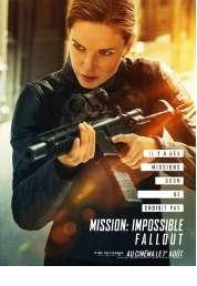 Affiche du film Mission Impossible - Fallout