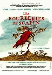 Affiche du film Les fourberies de Scapin